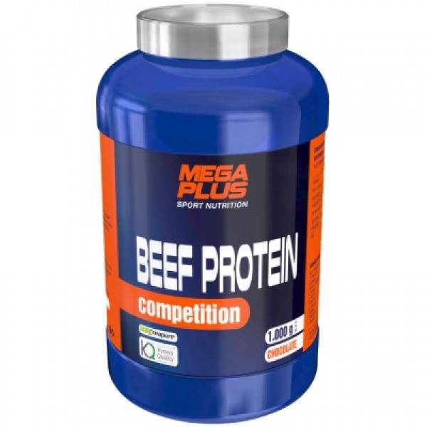 Beef protein comp. choco