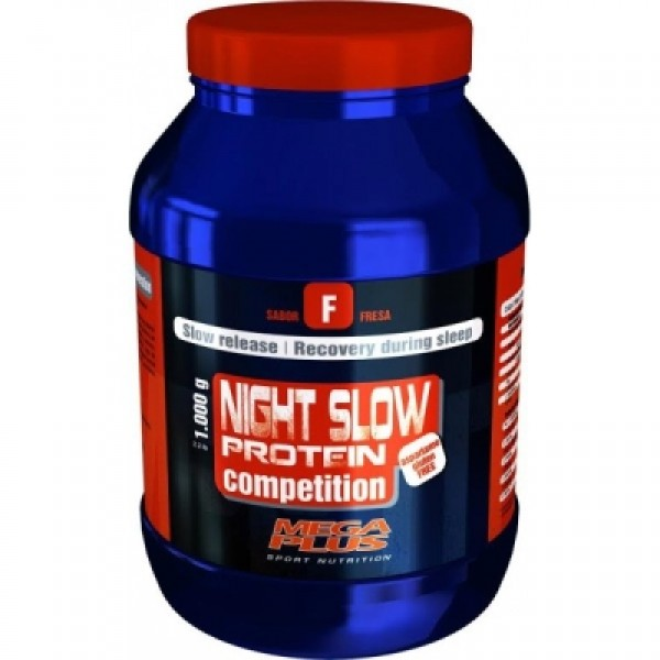 Night slow prot. comp. choco leche 1kg
