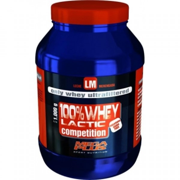 Whey 100% lactic comp l.merengada 2kg