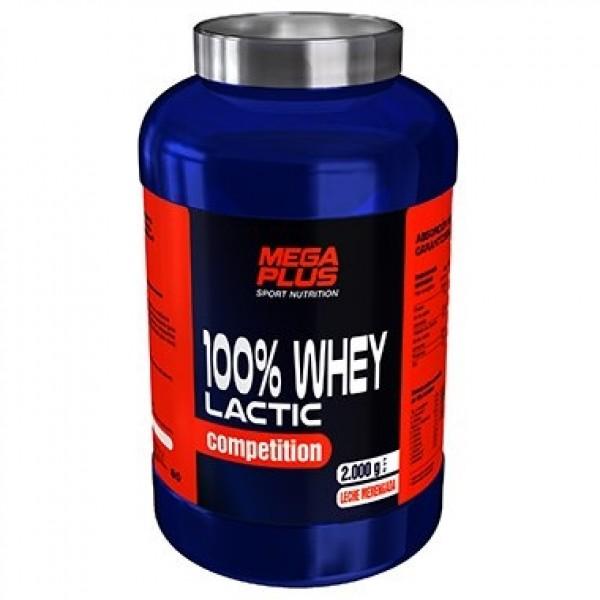 Whey 100% lactic comp. l.merengada 1kg