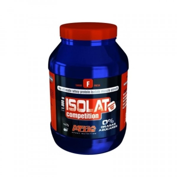 Whey 100%  lactic competition fresa 1kg