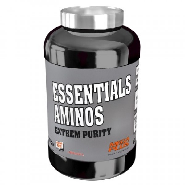Essentials aminos tropical fruits extrem purity 600gr