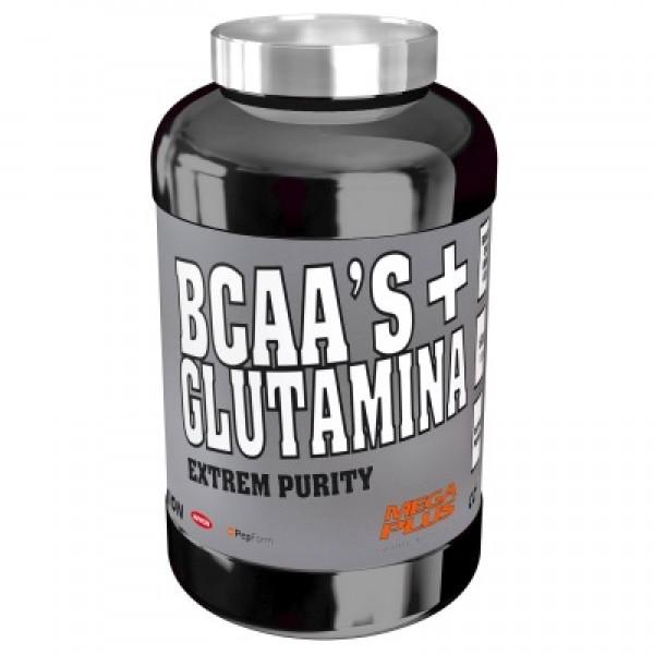 Bcaa + glutamina mand-lim extrem purity 600g