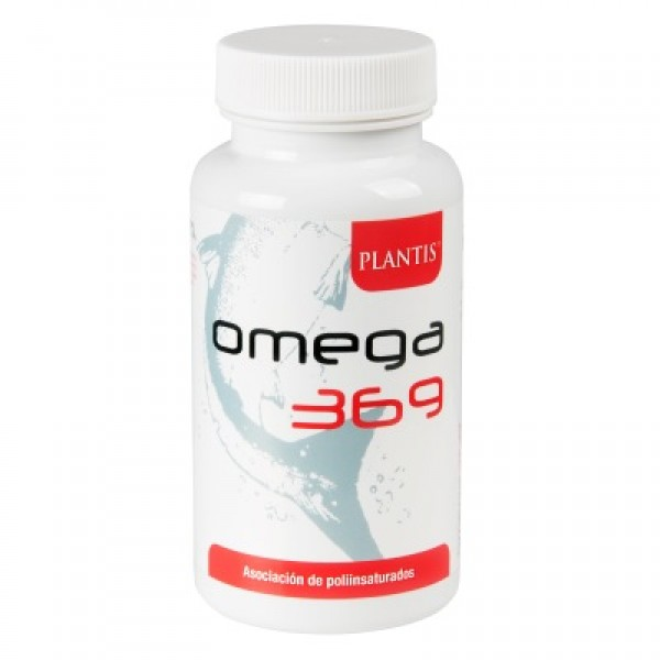Omega-369 (salmón + borraja + olivo) 100 cap
