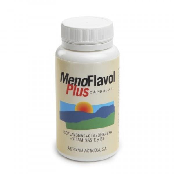 Menoflavol plus (isoflavonas) 60