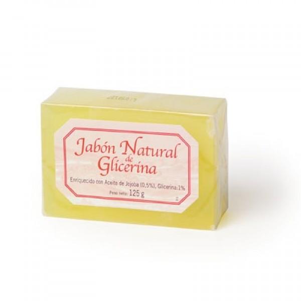 Jabón glicerina + jojoba 125g