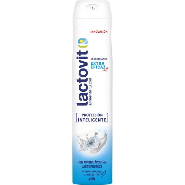 Lactovit desodorante original extra eficaz spray 200ml + 25ml gratis