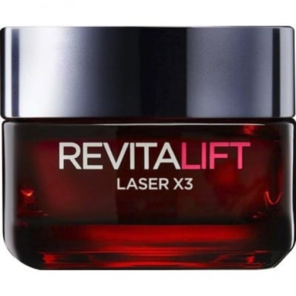 L' Oréal Paris Revitalift Laser  x  3 crema hidratante día  50 ml