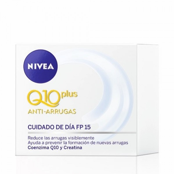 Nivea q10 plus crema de dia antiarrugas piel mixta 50ml