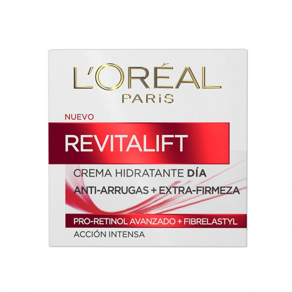 L'oreal paris revitalift crema hidratante día acción intensa 50 ml