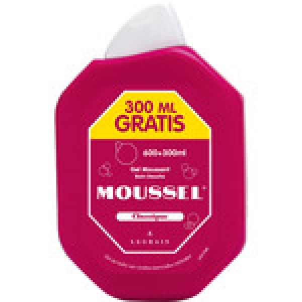 Moussel gel de ducha 900 ml