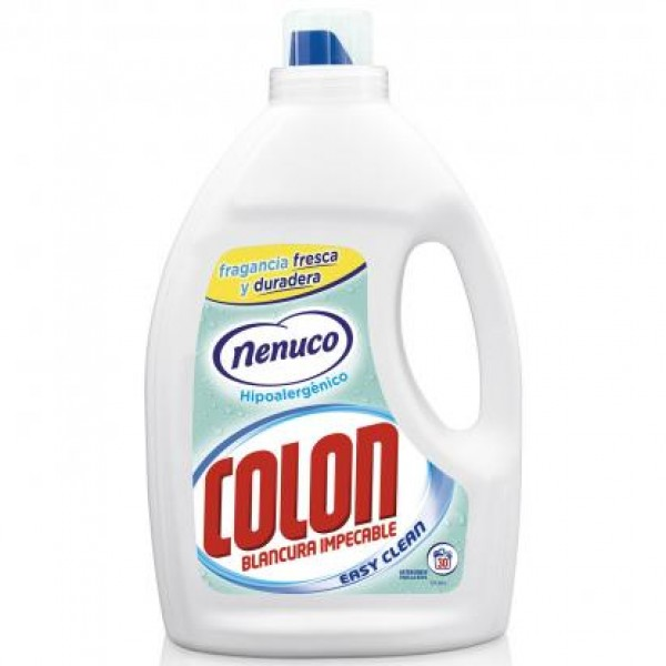 Colon blancura impecable fragancia nenuco gel activo 31 dosis
