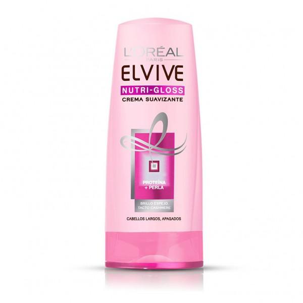 L´Oreal  Elvive acondicionador brillo espejo Nutri Gloss - cabellos largos y apagados 250ml.