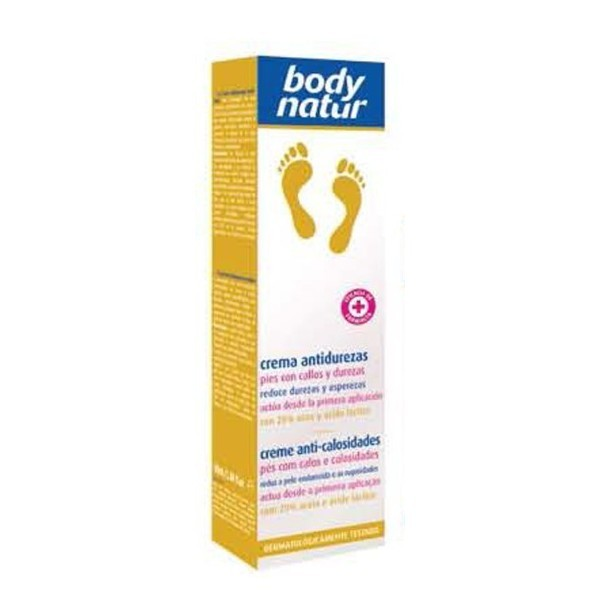 Body natur pies crema antidurezas 50 ml