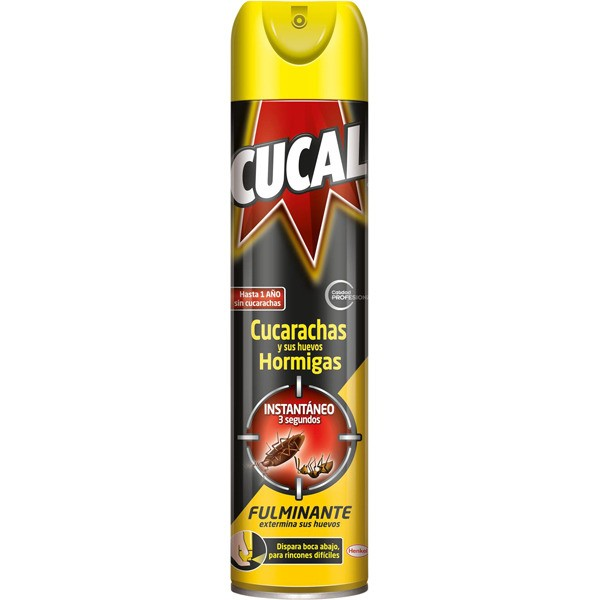 Cucal insect spray  400 ml