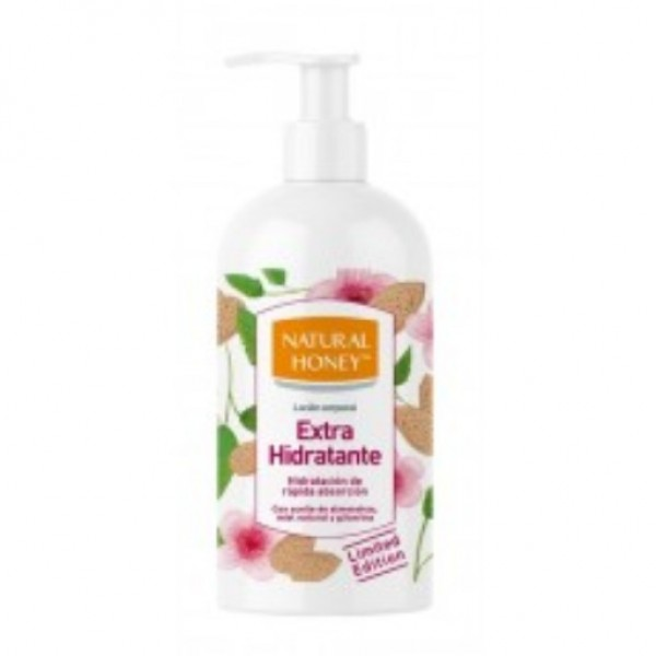 Natural honey extra hidratante 400 ml