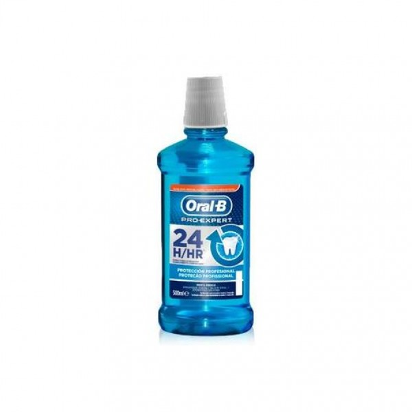 Oral -b pro-expert proteccion profesional 500 ml