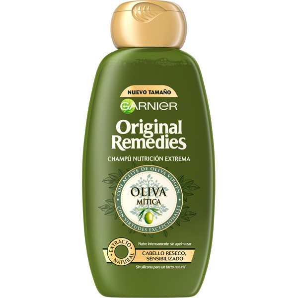Garnier original remedis champu oliva mitica 300 ml