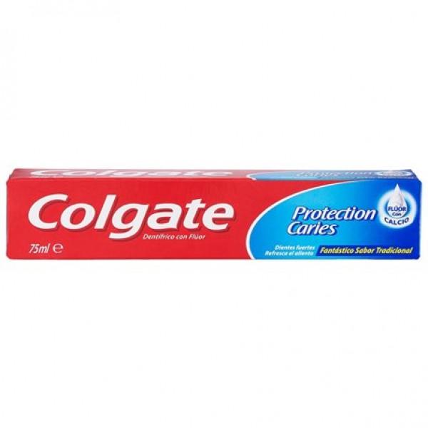 Colgate pasta de dientes protección caries 75 ml