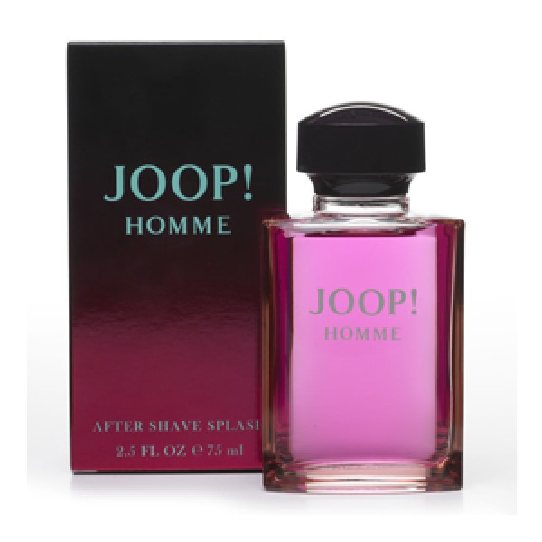 Joop homme after shave splash 75ml