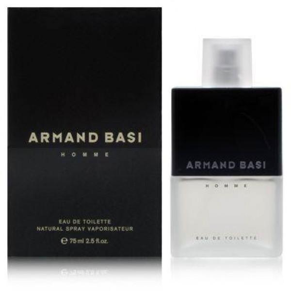 Armand basi pour homme eau de toilette 75ml vaporizador