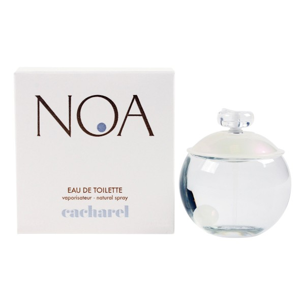 Cacharel noa eau de toilette 100ml vaporizador
