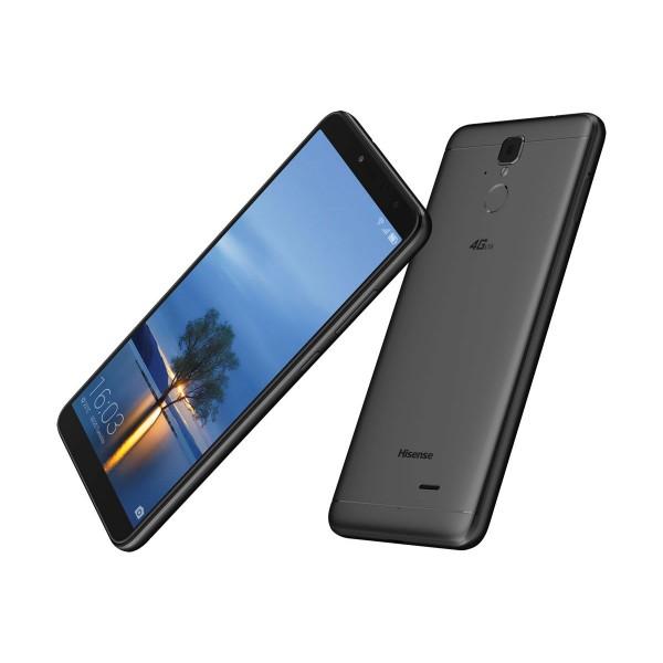 Hisense infinity h11 lite negro móvil 4g dual sim 5.99'' ips hd+/4core/16gb/2gb ram/13mp/8mp