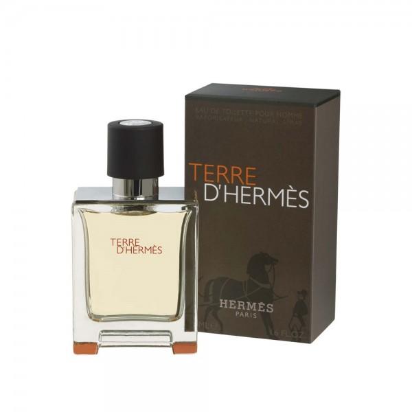 Hermes paris terre d'hermes eau de toilette 50ml vaporizador