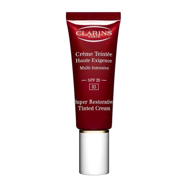 Clarins super restorative tinted crema spf20 nâº3 40ml