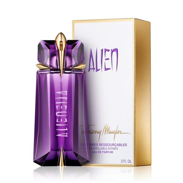 Thierry mugler alien eau de parfum rellenable 90ml vaporizador