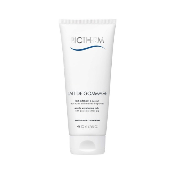 Biotherm gentle leche exfoliante 200ml