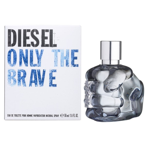 Diesel only the brave eau de toilette 50ml vaporizador