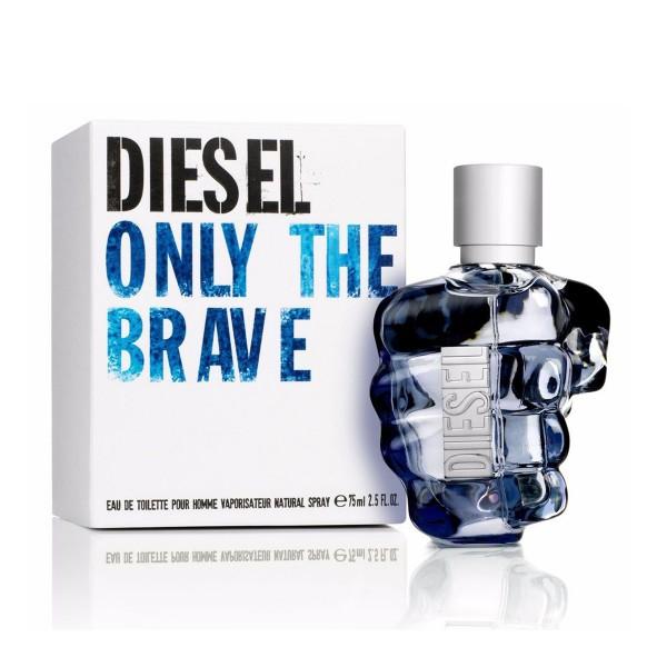 Diesel only the brave eau de toilette 75ml vaporizador