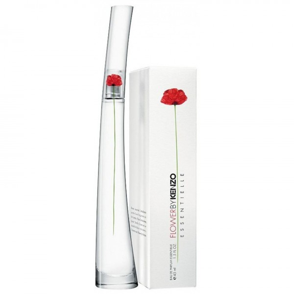 Kenzo flower by kenzo essentielle eau de parfum 45ml vaporizador