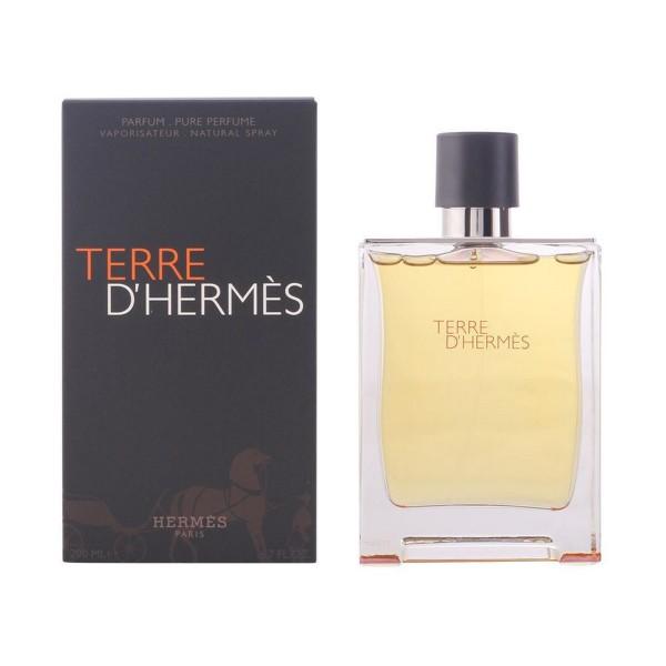 Hermes paris terre d'hermes parfum 200ml vaporizador