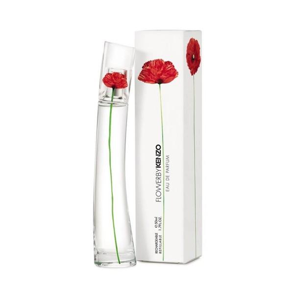 Kenzo flower by kenzo eau de parfum rellenable 50ml vaporizador