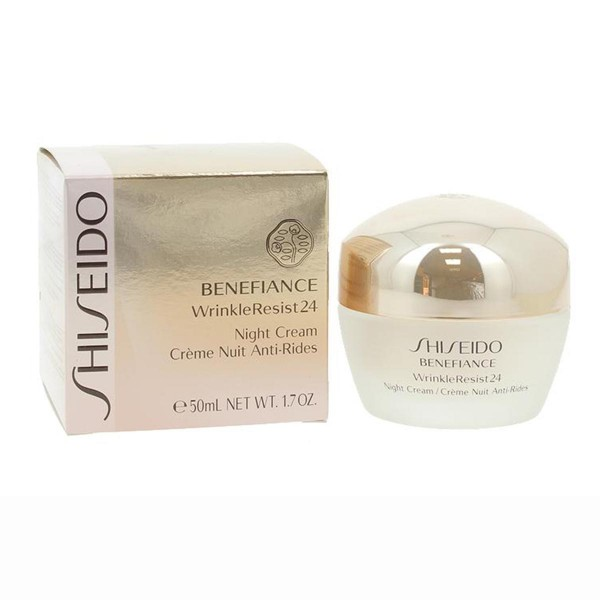 Shiseido benefiance wr24 crema de noche 50ml
