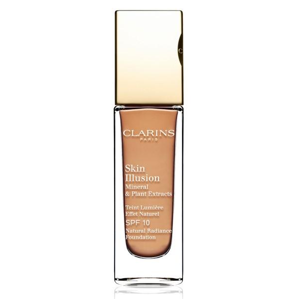 Clarins skin illusion spf10 teint lumiere effet naturel 113