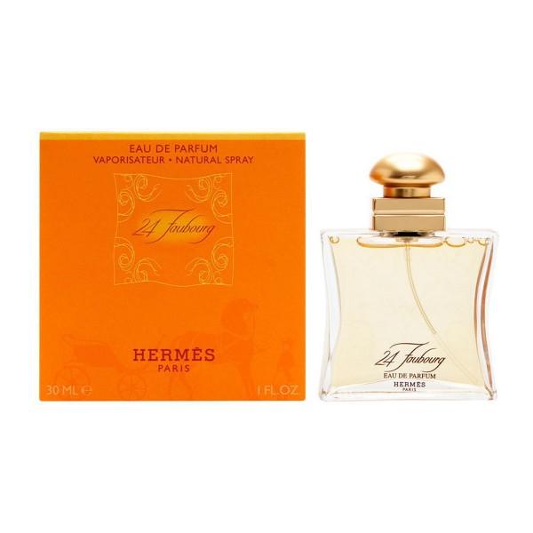 Hermes paris 24 baubourg eau de parfum 30ml vaporizador