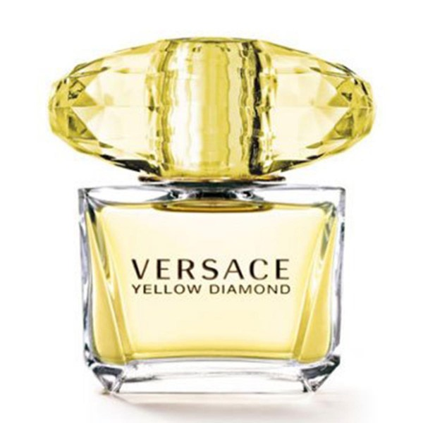 Versace yellow diamond eau de toilette 50ml vaporizador