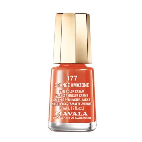 Mavala nail laca de uñas 177 orange amazone