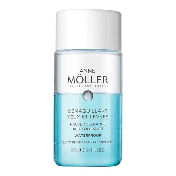 Anne moller desmaquillante ojos y labios 100ml waterproof