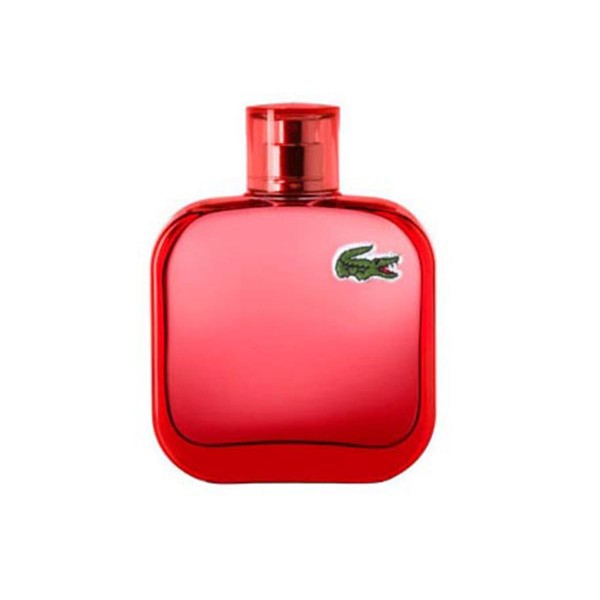 Lacoste eau lacoste l.12.12 eau de toilette red men 100ml vaporizador