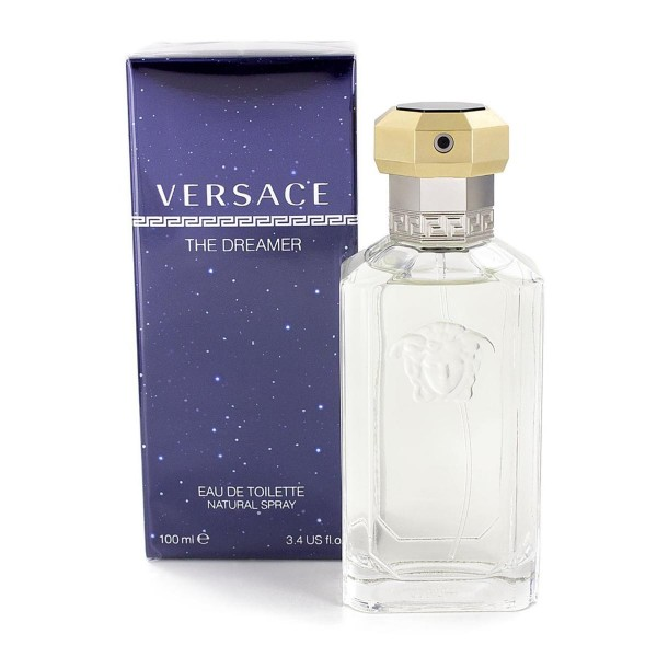 Versace the dreamer eau de toilette 100ml vaporizador