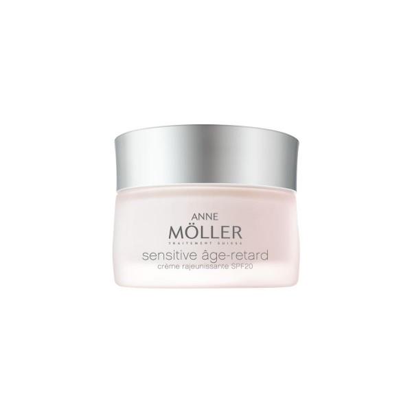 Anne moller sensitive age-retard crema piel seca 50ml
