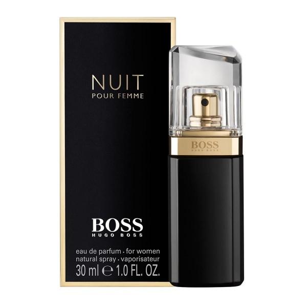 Hugo boss nuit eau de parfum 30ml vaporizador
