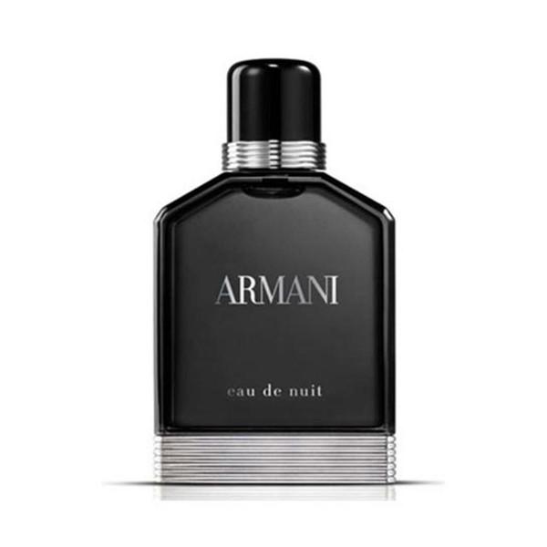 Giorgio armani armani eau de toilette eau de nuit pour homme 100ml vaporizador