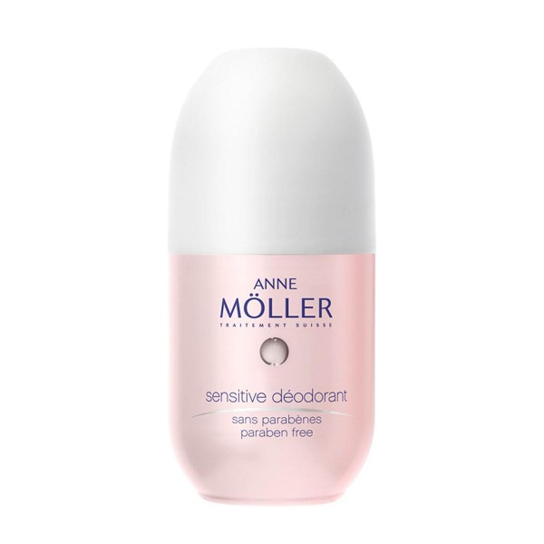 Anne moller sensitive desodorante roll-on 1m3