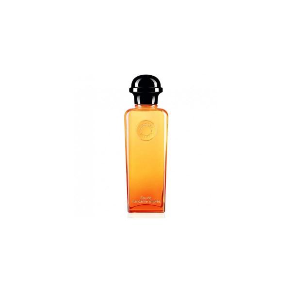 Hermes paris eau de mandarine ambree eau de cologne 200ml vaporizador