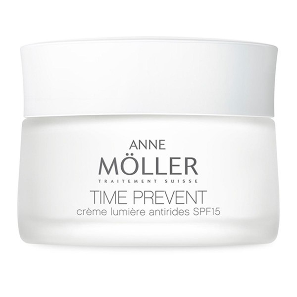 Anne moller time prevent crema lumiere spf15 piel normal 50ml